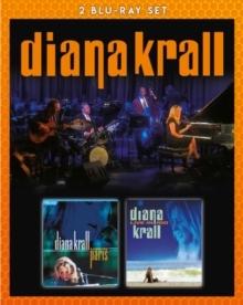 Diana Krall - Live in Paris / Live in Rio (2 Blu-rays)