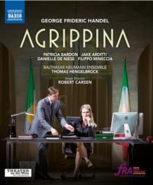 Balthasar-Neumann Ensemble, Thomas Hengelbrock, … - Händel - Agrippina (Naxos)
