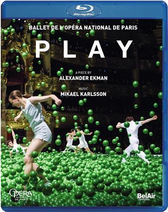 Opera Orchestra & Ballet National De Paris, Alexander Ekman, … - Karlsson - Play (Bel Air Classique)