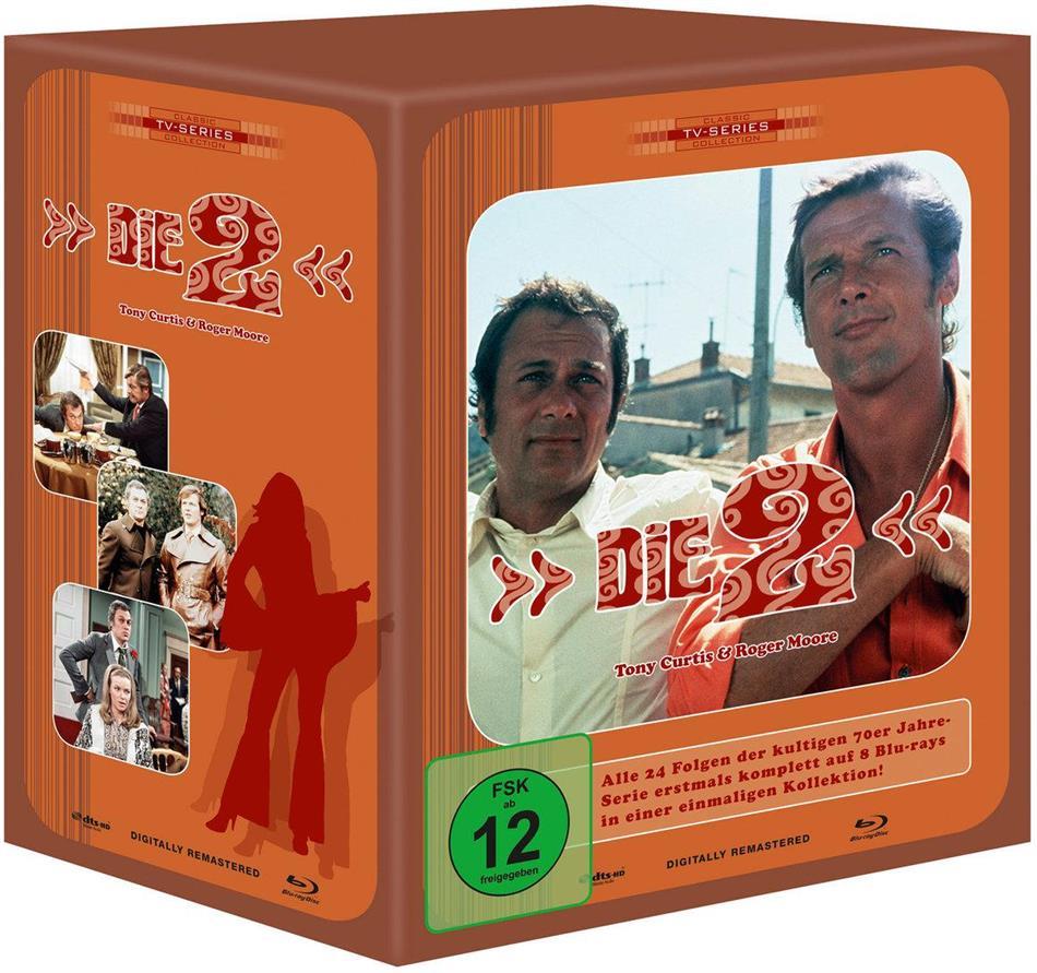 Die 2 - Die komplette Serie (Limited Edition, Remastered, 7 Blu-rays + DVD)