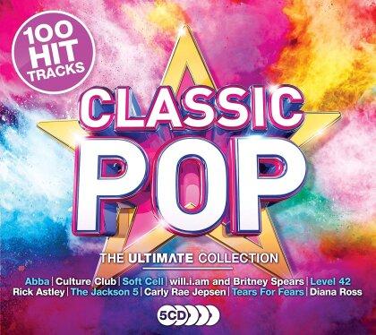 Ultimate Classic Pop (5 CDs)