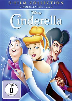 Cinderella - Teil 1, 2 & 3 (3 DVDs)