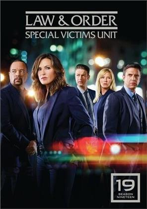 Law & Order - Special Victims Unit - Season 19 (4 DVD)
