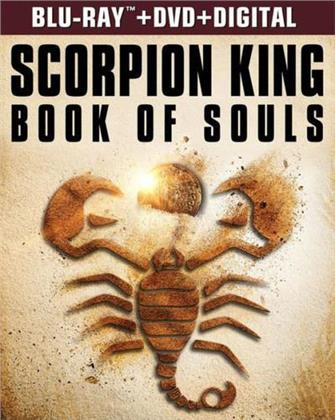 Scorpion King 5 - Book Of Souls (2018) (Blu-ray + DVD)