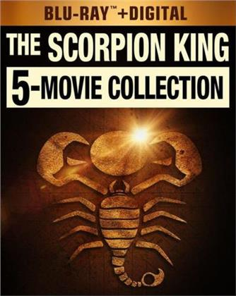 The Scorpion King - 5-Movie Collection (5 Blu-rays)
