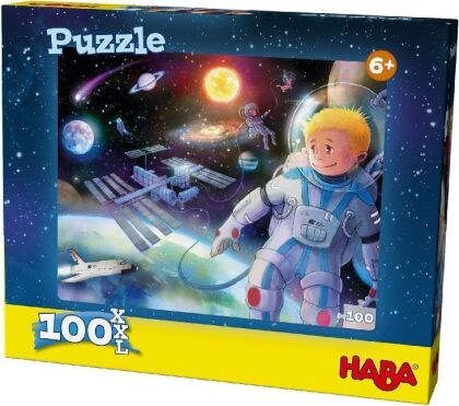 Puzzle Weltall (Kinderpuzzle)