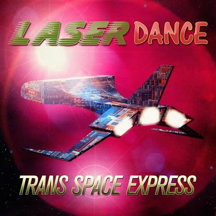 Laserdance - Trans Space Express (2 LPs)