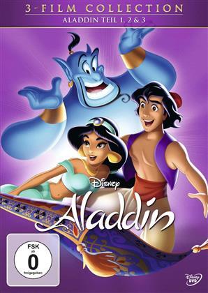 Aladdin - Aladdin / Aladdin - Dschafars Rückkehr / Aladdin und der König der Diebe