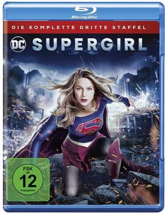 Supergirl - Staffel 3 (4 Blu-rays)