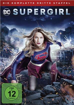 Supergirl - Staffel 3 (5 DVDs)