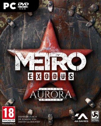Metro Exodus (Limited Aurora Edition)