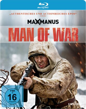 Man of War - Max Manus (2008) (Steelbook)