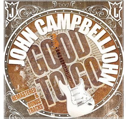 John Campbelljohn - Good To Go (Bonustracks, Remastered)