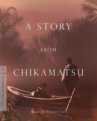 A Story From Chikamatsu (1954) (s/w, Criterion Collection)