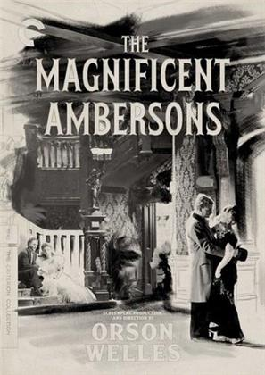 The Magnificent Ambersons (1942) (n/b, Criterion Collection)