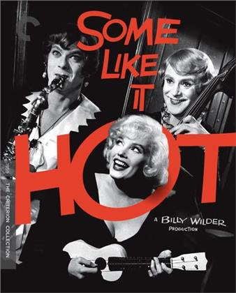 Some Like It Hot (1959) (n/b, Criterion Collection)