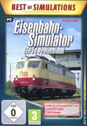 Eisenbahn-Simulator - EEP14 Professional (Best of Simulation)