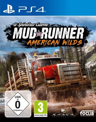 Spintires - MudRunner American Wilds Edition