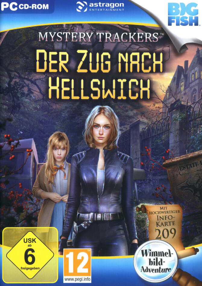 Mystery Trackers - Der Zug nach Hellswich