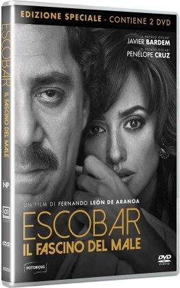 Escobar - Il fascino del male (2017) (Special Edition, 2 DVDs)