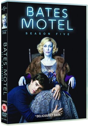 Bates Motel - Stagione 5 (3 DVDs)