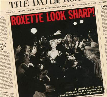 Roxette - Look Sharp (30th Anniversary Edition, 2 CDs)