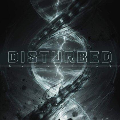 Disturbed - Evolution (Deluxe Edition, LP)