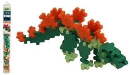Plus-Plus Mini Tube: Stegosaurus - 100 Teile