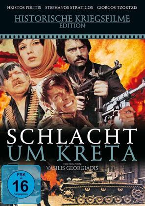 Schlacht um Kreta (1970) (Historische Kriegsfilme Edition)