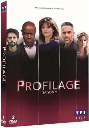 Profilage - Saison 9 (3 DVD)