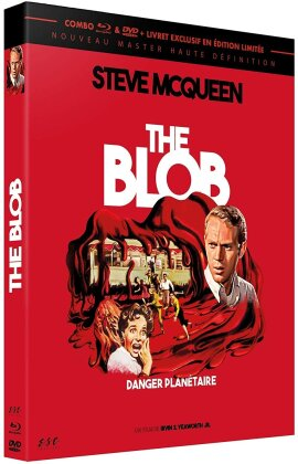 The Blob (1958) (Collector's Edition, Blu-ray + DVD)