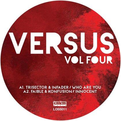 Versus Vol. Four (Pink & Black Marble Vinyl, LP)