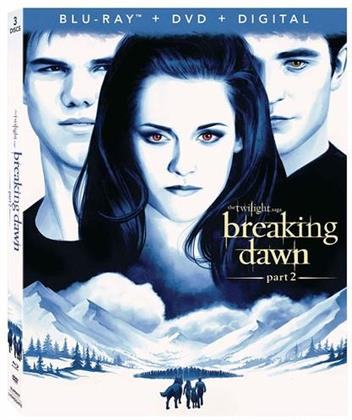 Twilight 4 - Breaking Dawn - Part 2 (2011) (Blu-ray + DVD)