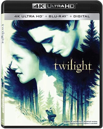 Twilight (2008) (4K Ultra HD + Blu-ray)