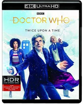 Doctor Who - Twice Upon A Time (2017) (BBC, 4K Ultra HD + Blu-ray)