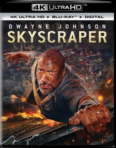 Skyscraper (2018) (4K Ultra HD + Blu-ray)