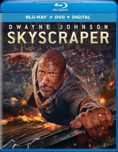 Skyscraper (2018) (Blu-ray + DVD)