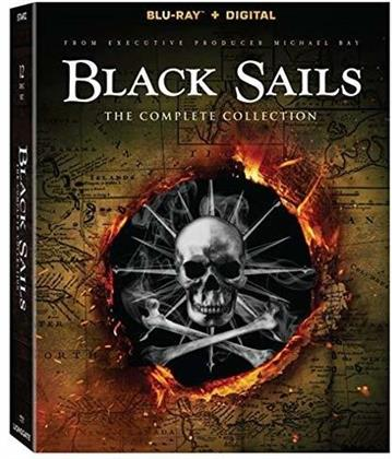 Black Sails - The Complete Collection