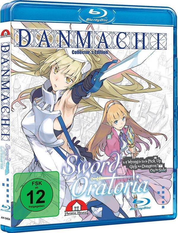 DanMachi - Sword Oratoria - Vol. 1 (Collector's Edition, Limited Edition)