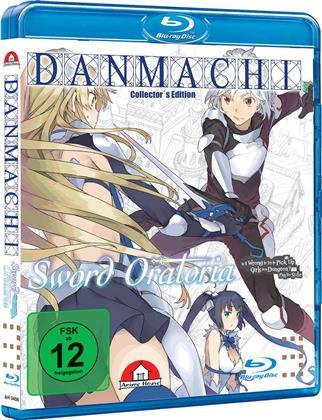 DanMachi - Sword Oratoria - Vol. 3 (Collector's Edition, Limited Edition)