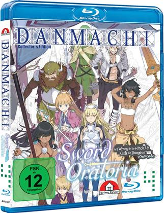 DanMachi - Sword Oratoria - Vol. 4 (Collector's Edition, Limited Edition)