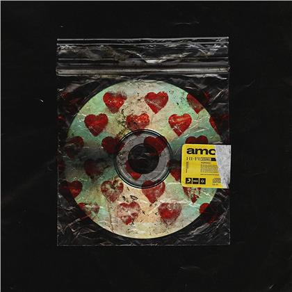 Bring Me The Horizon - Amo (Indie Store Exclusive, Limited Edition, Transparent Green Vinyl, 2 LPs)