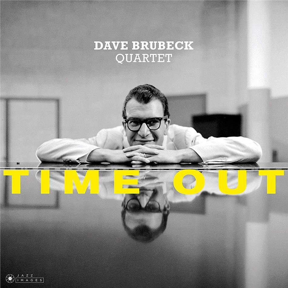 Dave Brubeck - Time Out (Jazz Images, LP)