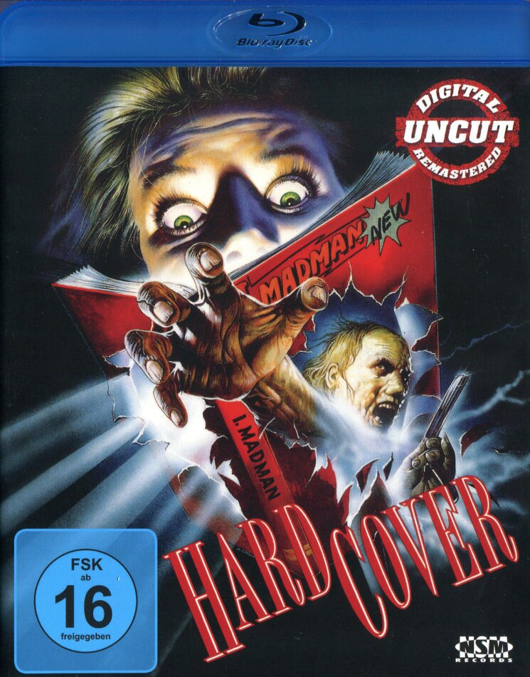 Hardcover (1989) (Remastered, Uncut)