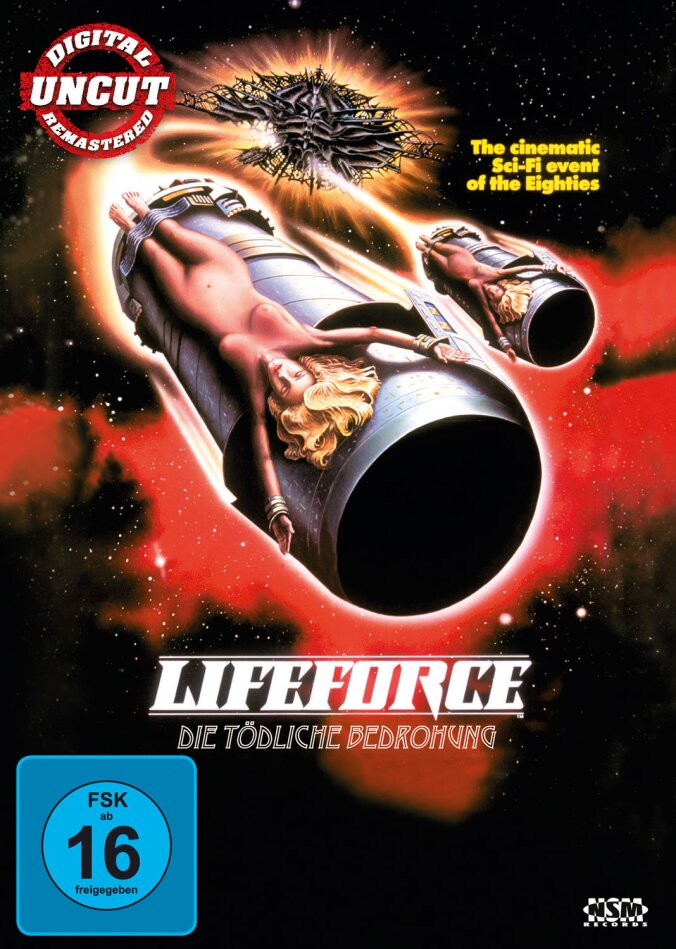 Lifeforce - Die tödliche Bedrohung (1985) (Remastered, Uncut)