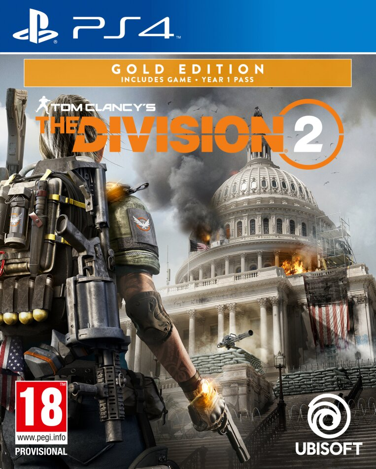 The Division 2 (Gold Edition)