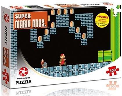 Super Mario Bros.: Underground - Puzzle 500 Teile