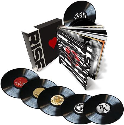 Rise Against - Career Vinyl Book (Oversize Item, Boxset, 2 LPs)