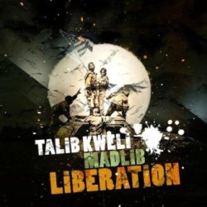 Talib Kweli & Madlib - Liberation (2021 Reissue, LP)