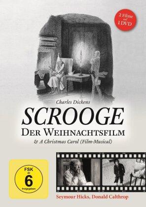 Scrooge - Der Weihnachtsfilm & A Christmas Carol